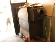 Heating system in small school