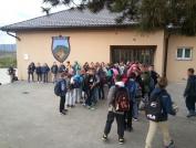Circulatiepomp en regelafsluiter voor lagere school